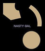 nast gal scratch off cards for their store opening