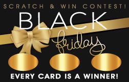 Black Friday scratch off contests generate retail sales quickly