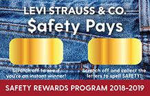 safety pays rewards program